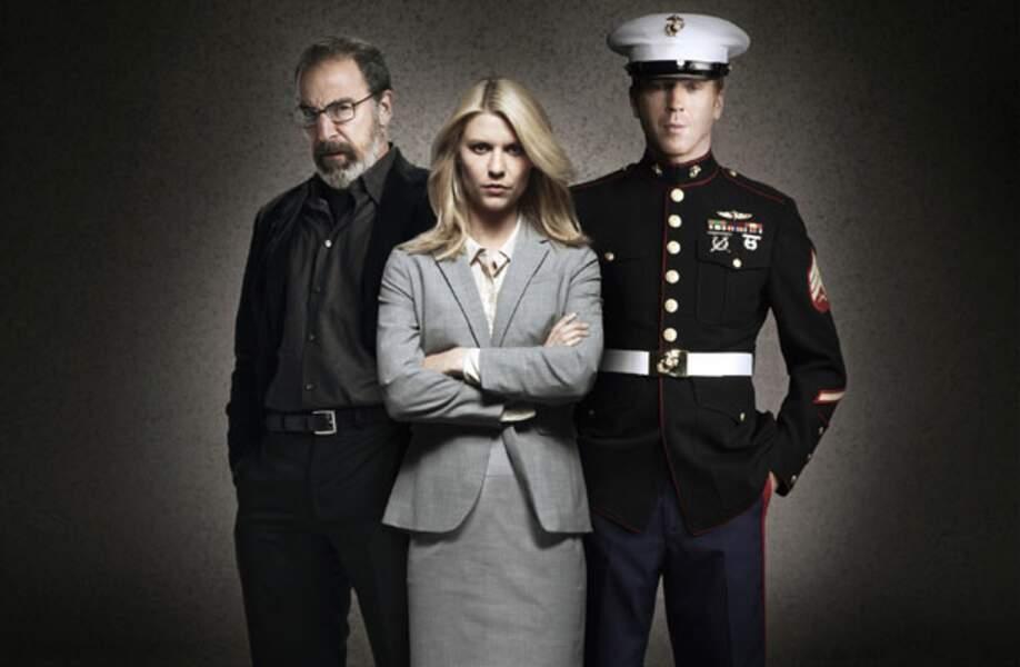 Homeland (saison 2 - Canal+)