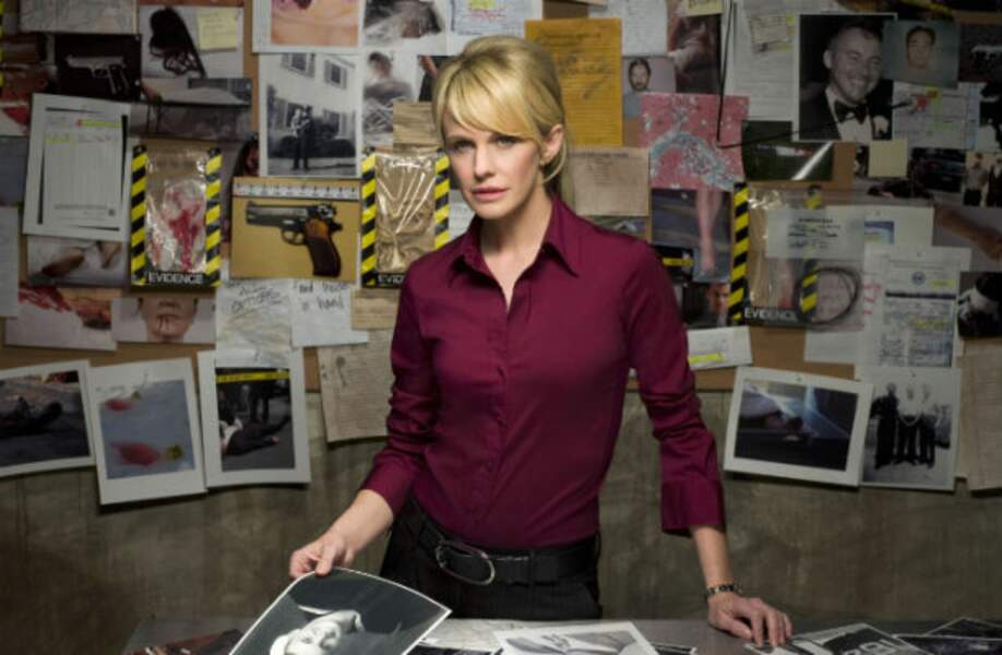 Kathryn Morris - The Surgeon General (CBS)