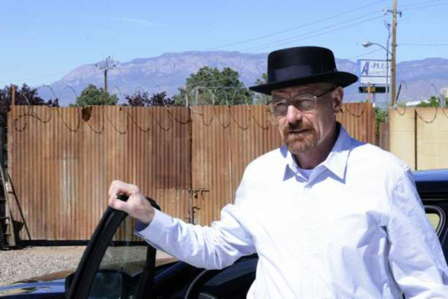 Bryan Cranston (Breaking Bad)
