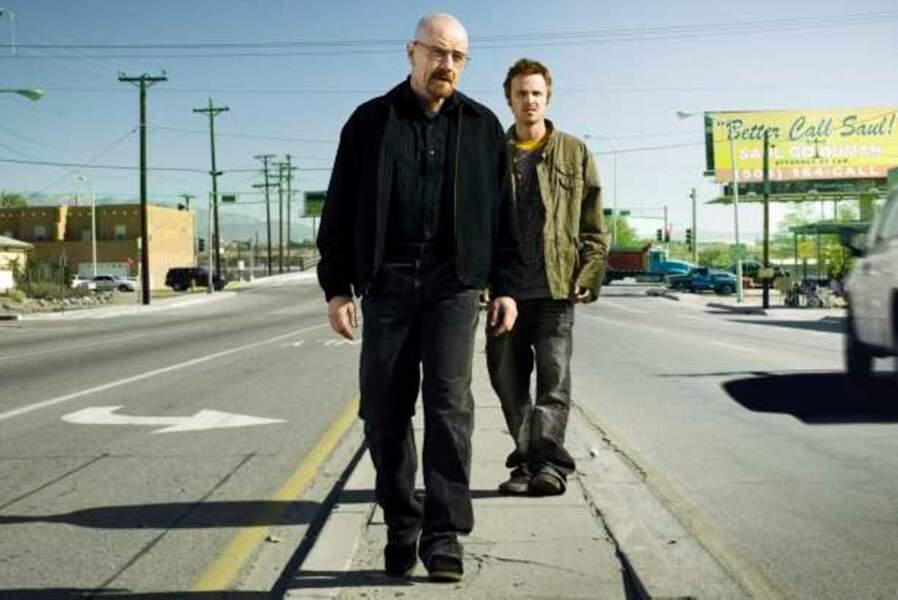 Breaking Bad (saison 5 - Arte)