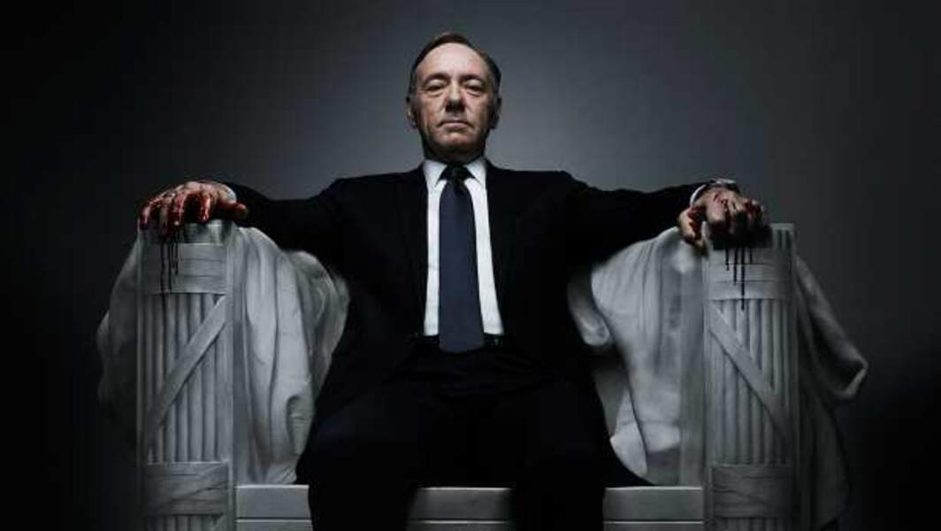 Kevin Spacey (House of Cards)