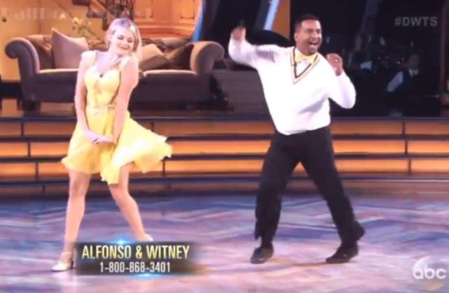 8) Alfonso Ribeiro (Dancing With The Stars)