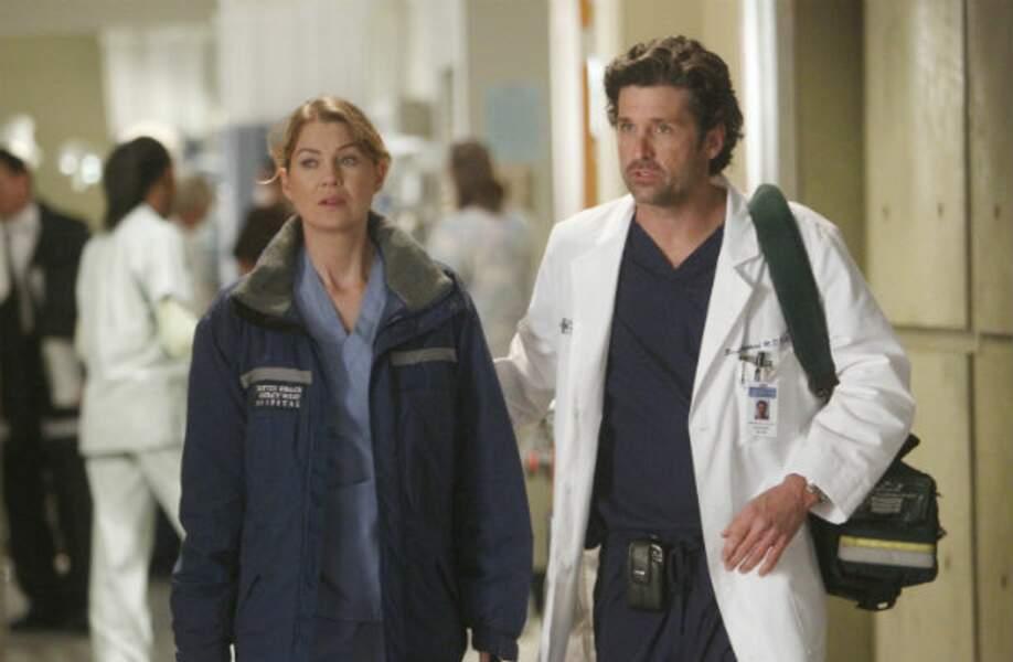 Grey's Anatomy (saison 8 - TF1)