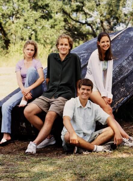 Nostalgie : vous vous souvenez de la première saison de Dawson ?