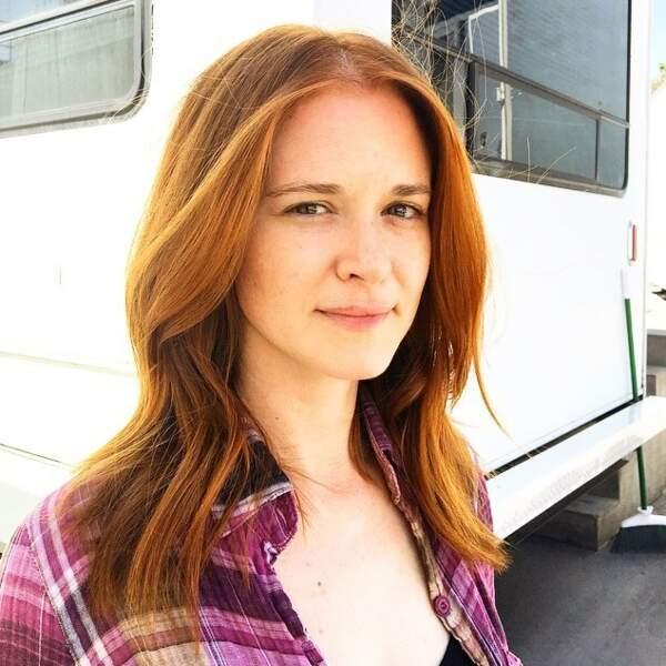 Pour son tout dernier épisode de Grey's Anatomy, Sarah Drew a refait une couleur