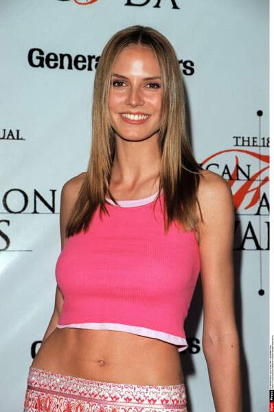 Heidi Klum période 90's