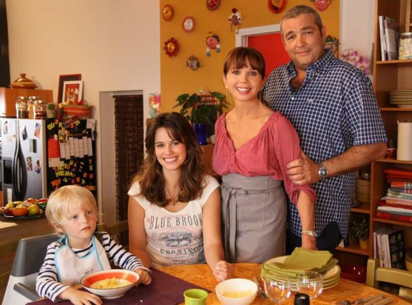 La famille Boissier au complet