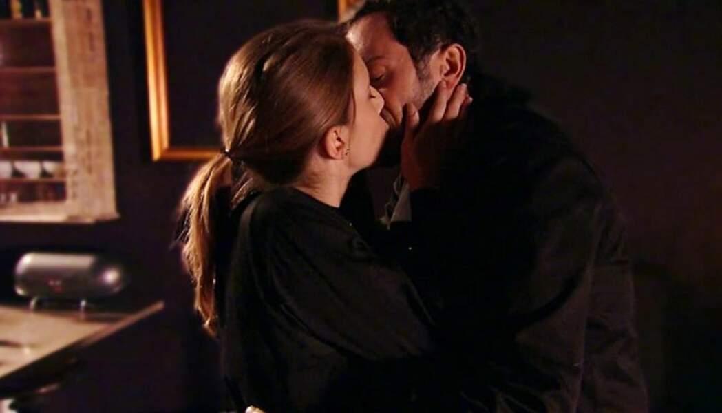 Barbara tombe amoureuse de Francesco, le compagnon de sa mère (Janvier)