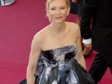 Cannes 2015 : Cate Blanchett, reine de la montée des marches pour le film Carol