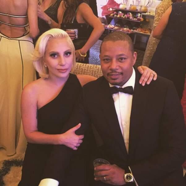 Terrence Howard adorerait voir Lady Gaga dans la nouvelle saison de sa série Empire