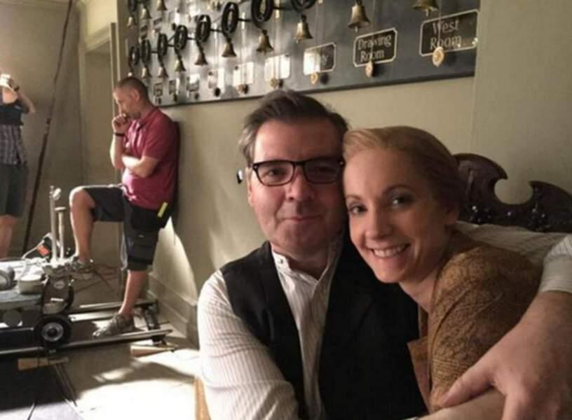 Brendan Coyle et Joanne Froggatt vont se dire au revoir