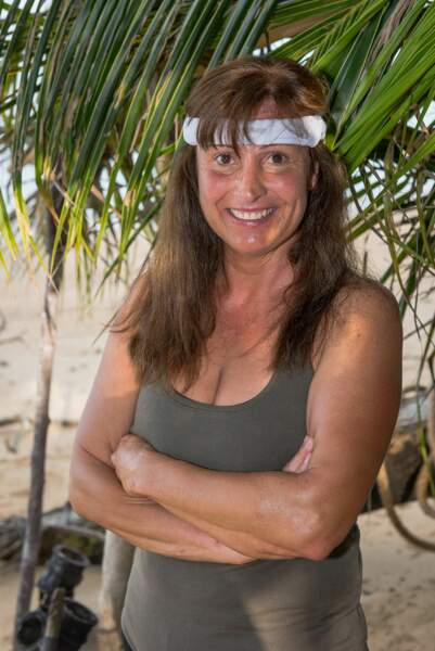Laurence dit Lolo a 45 ans et est maître-nageuse