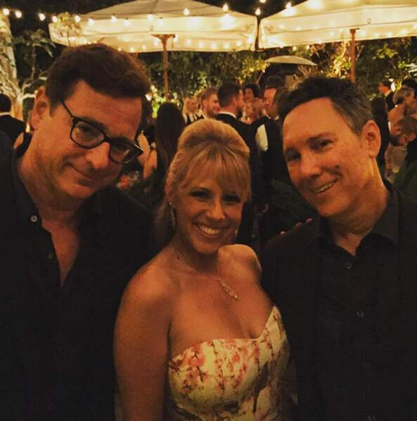 Les acteurs de La Fête à la maison ont fêté leur spin-off aux Emmy