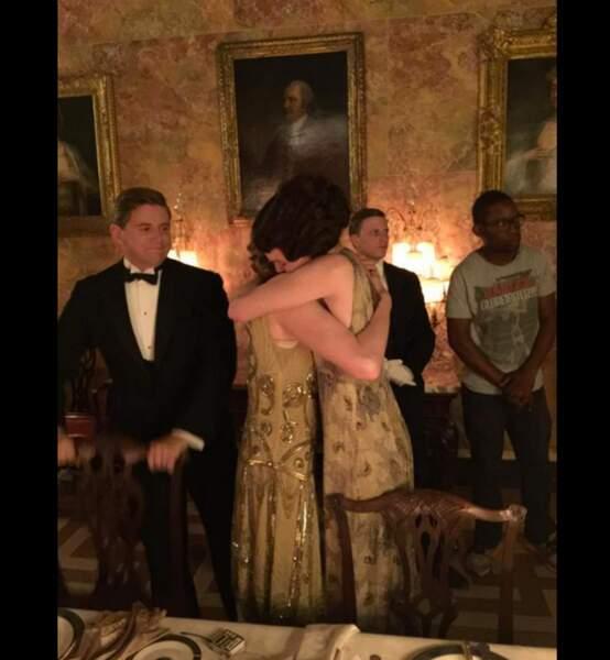 La fin de Downton Abbey, un moment plein d'émotion