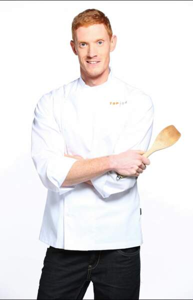 Thomas Murer, 27 ans, est second de cuisine dans un établissement luxembourgeois