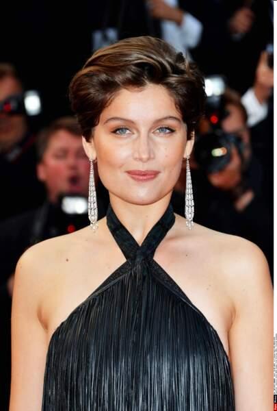 Laetitia Casta lors du 68è Festival de Cannes, en 2015