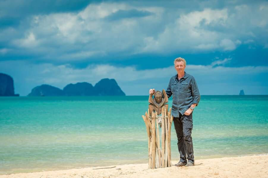Denis Brogniart est fidèle au poste pour cette nouvelle édition de Koh-Lanta !