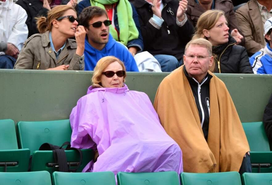 Asssiter à Roland Garros demande quelques sacrifices