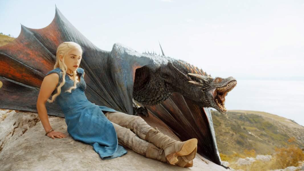 Et les dragons de Daenerys