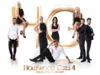 Les personnages d'Hollywood Girls 4