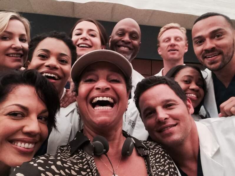 Bonne nouvelle, le tournage de la saison 12 de Grey's Anatomy a démarré !