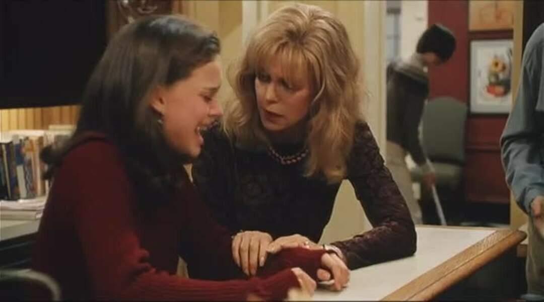 """La même année, en 1996, Natalie Portman se retrouve dans """"I love you"""" de Woody Allen"""