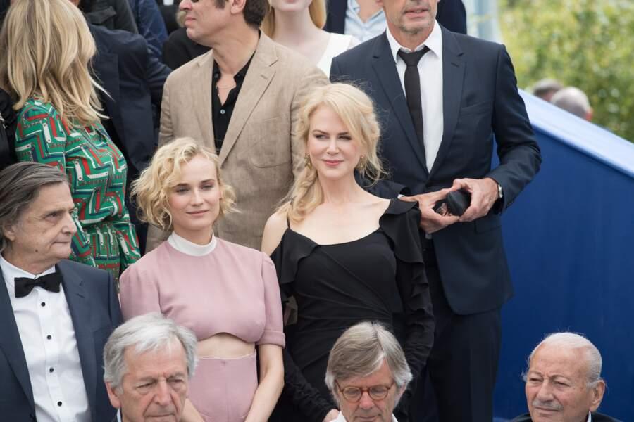 Diane Kruger et Nicole Kidman : place aux blondes