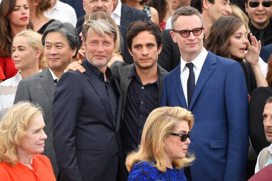 Park Chan-wook, Mads Mikkelsen, Gael Garcia Bernal et Nicolas Winding Refn : l'universalité du cinéma