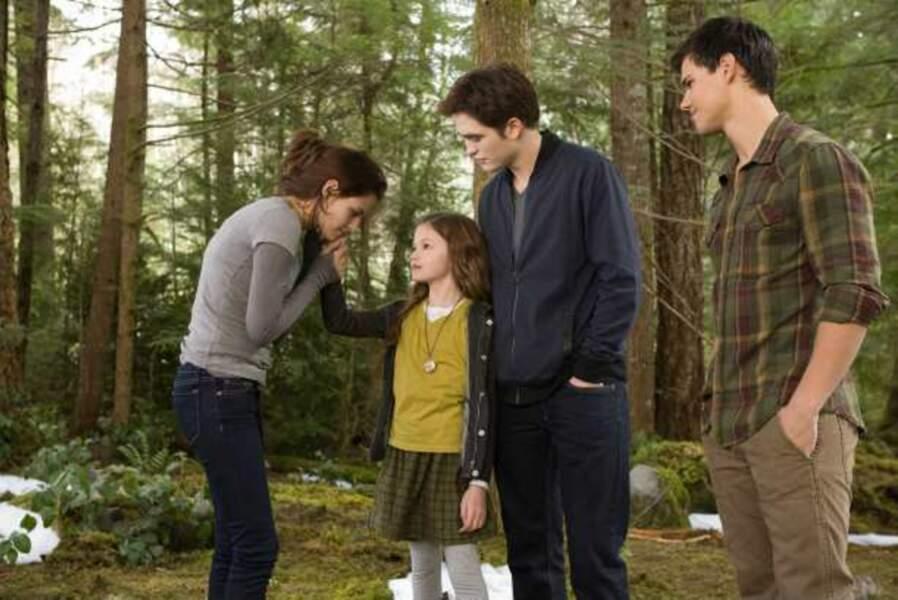 Bella, Edward, Jacob et Renesmée - Twilight chapitre 5 : Révélation deuxième partie