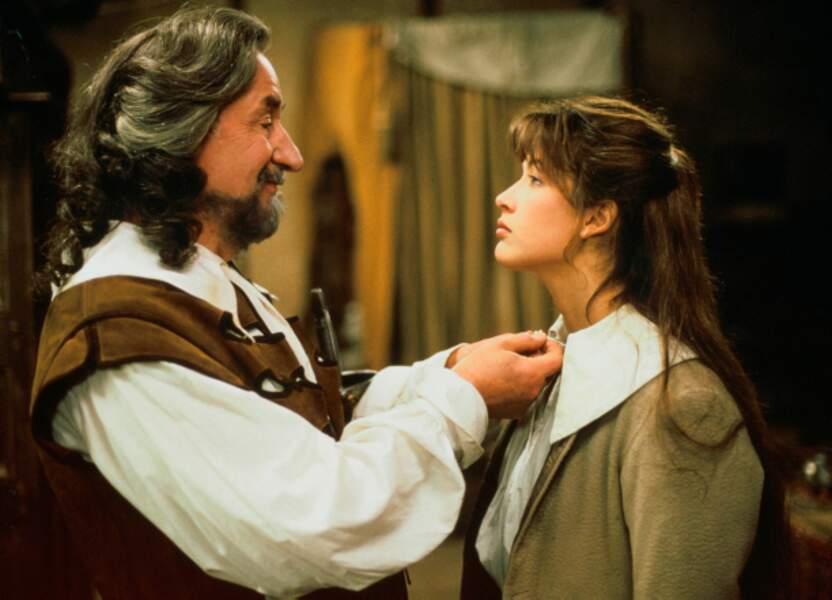 La voici dans La Fille de d'Artagnan de Bertrand Tavernier (1994)