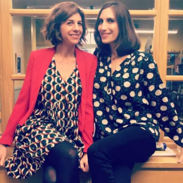 Sandrine et Morgane, le nouveau couple de Demain nous appartient, sont bien assorties