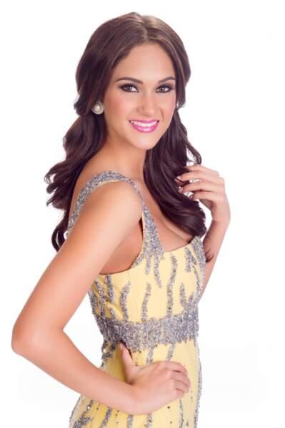 Ana Luisa Montufar, Miss Guatemala 2014