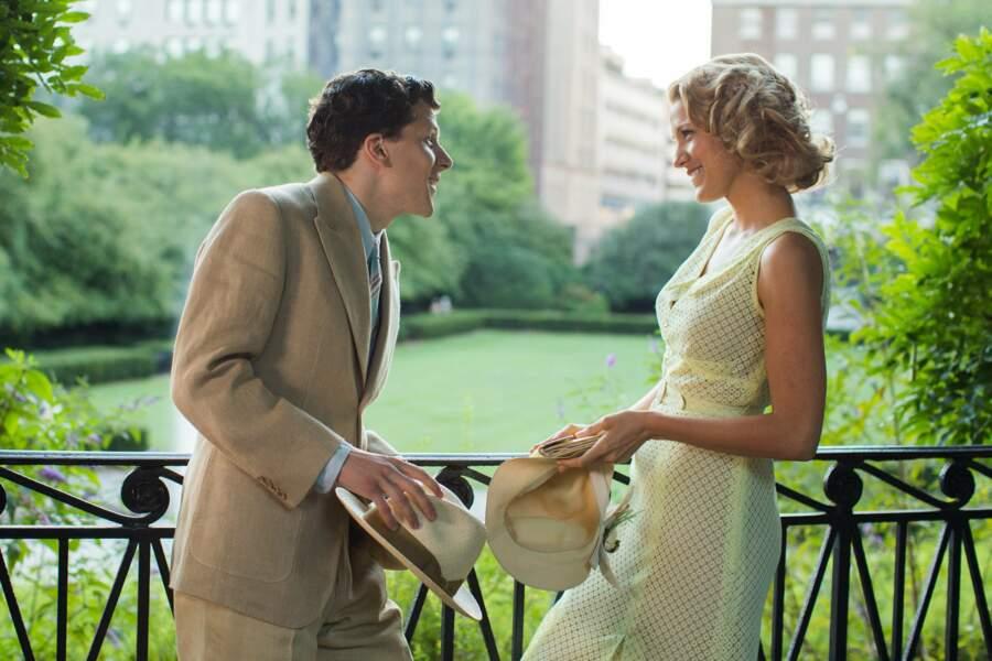 Amour new-yorkais de Jesse Eisenberg dans Café Society (2016)