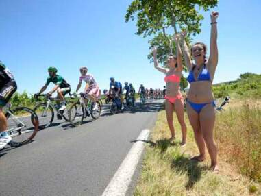 Les photos insolites du Tour de France 2013