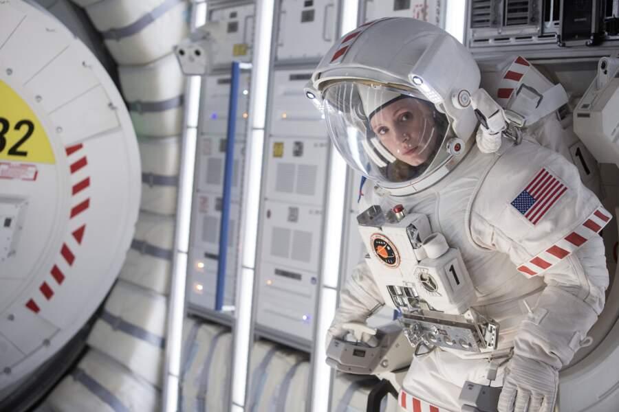 Seul sur Mars (2015) : son équipe a abandonné Matt Damon sur Mars à cause d'une tempête