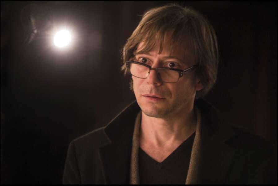 Mathieu Amalric (La Vénus à la fourrure) (catégorie meilleur acteur)