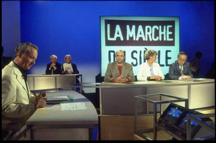 La Marche du siècle - Jean-Marie Cavada
