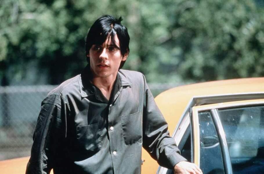 En toxico bad-boy dans Requiem for a dream, Jared Leto casse son image de garçon un peu lisse