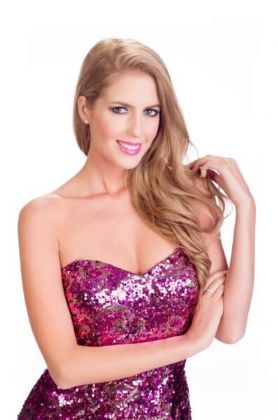 Johana Riva Garabetian, Miss Uruguay 2014