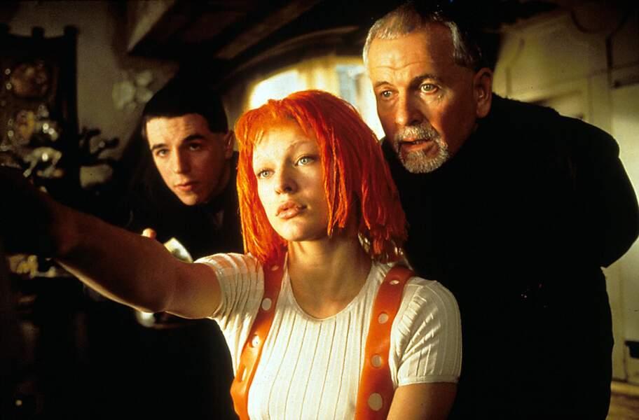 Milla Jovovich dans Le 5ème élément (1997)