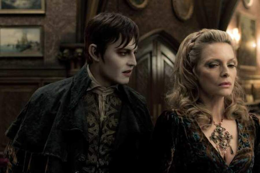 Dark Shadows -  Tim Burton (2012)