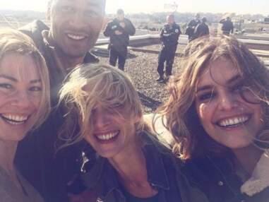 Laetitia Milot et Maud Baecker dans Olivia, derniers instants pour Big Bang Theory, retrouvailles dans DNA... Les tournages de la semaine