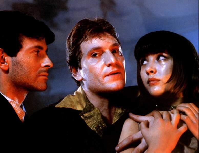 Sur L'Amour braque (1985) elle rencontre le réalisateur Andrzej Żuławski... qui deviendra son compagnon !