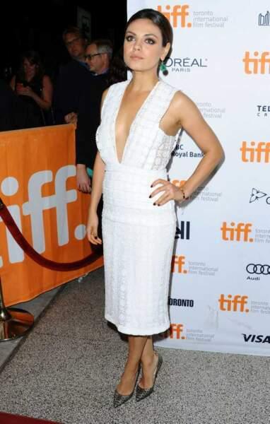 Mila Kunis à l'avant-première de Third Person