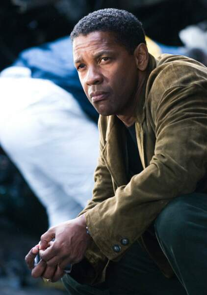 6) Denzel Washington