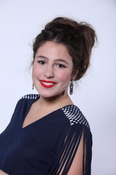 Lizia, talent de Garou