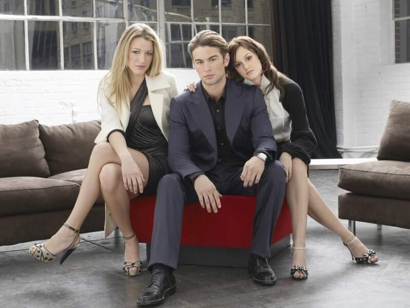 Gossip Girl (2007-2012) : intrigues sentimentales dans l'Upper East Side