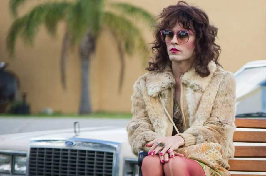 Dans le rôle de Rayon, transsexuelle, il éclipse Matthew McConaughey, qui a pourtant perdu 20 kgs pour ce rôle !