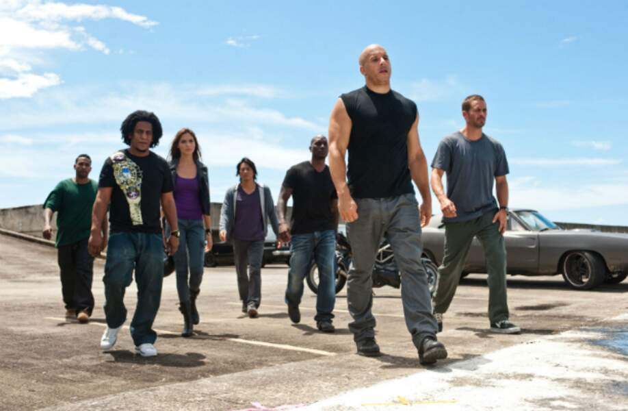 Fast and Furious 5 de Justin Lin (2011)