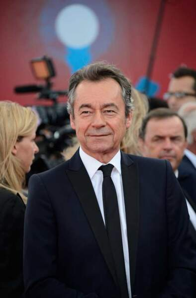 L'ex-animateur du Grand Journal, Michel Denisot